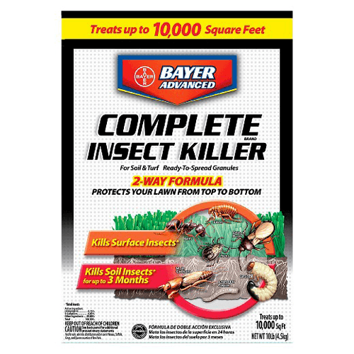 Bayer Advanced Complete Insect Killer 10# Granules