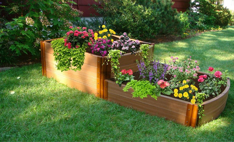 Garden Design For Raised Beds: Raised Bed Gardening Starter Guide